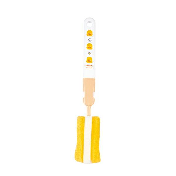 『121婦嬰用品館』黃色小鴨 組合式奶瓶刷 1