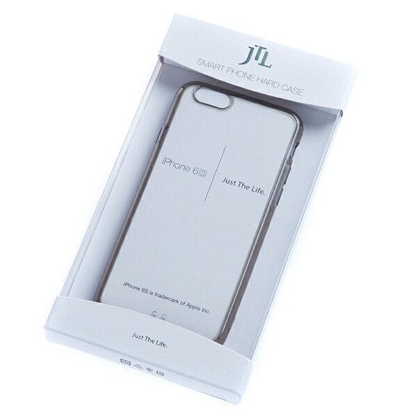 【EST】Seidman席德曼Iphone6S4.7吋防震圈殼手機殼透黑[4719552414703]F1112