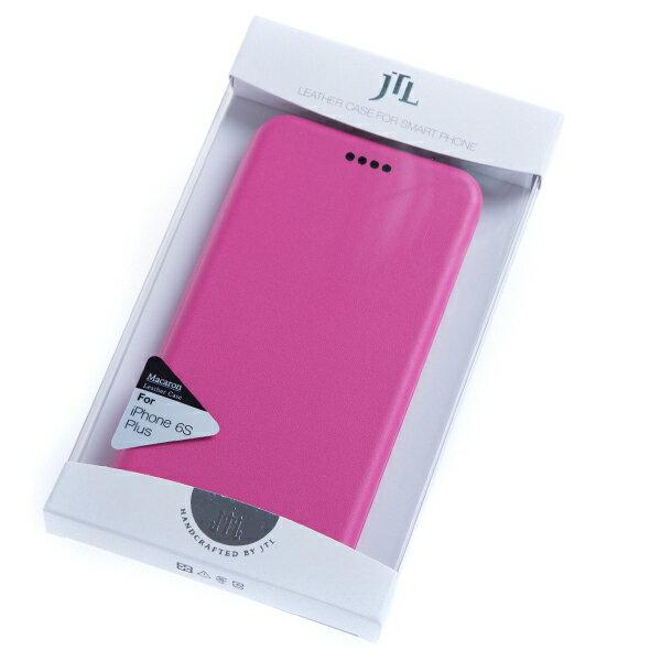 【EST】Seidman 席德曼 Iphone6S 5.5吋 馬卡龍皮套 手機殼 粉紅 [4719552414987] F1112 - 限時優惠好康折扣