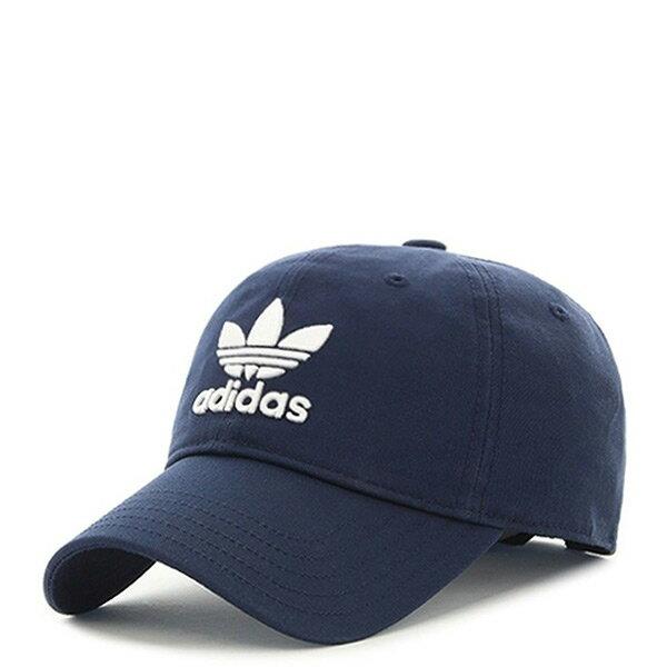 afa09a215e7  EST Adidas Trefoil Classic Cap Collegiate Navy CD6973 老帽深藍 AD-4094-086   I0430