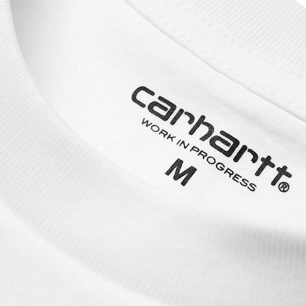 【EST】Carhartt S/S Pocket T-Shirt 美版 口袋 短Tee白 [CA-0001-001] G0817 1