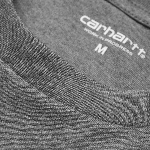 【EST】Carhartt S/S Pocket T-Shirt 美版 口袋 短Tee灰 [CA-0001-007] G0817 1