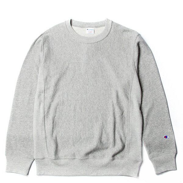【EST】Champion 日版 E025 Reverse Weave 大學Tee灰 [CH-0015-007] G0107 0