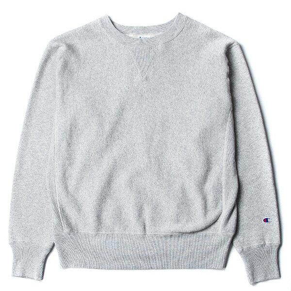 【EST】Champion 日版 E003 Reverse Weave 經典 大學Tee灰 [CH-0016-007] G0107 0