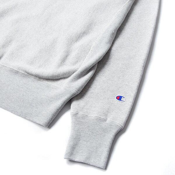 【EST】Champion 日版 E003 Reverse Weave 經典 大學Tee灰 [CH-0016-007] G0107 3