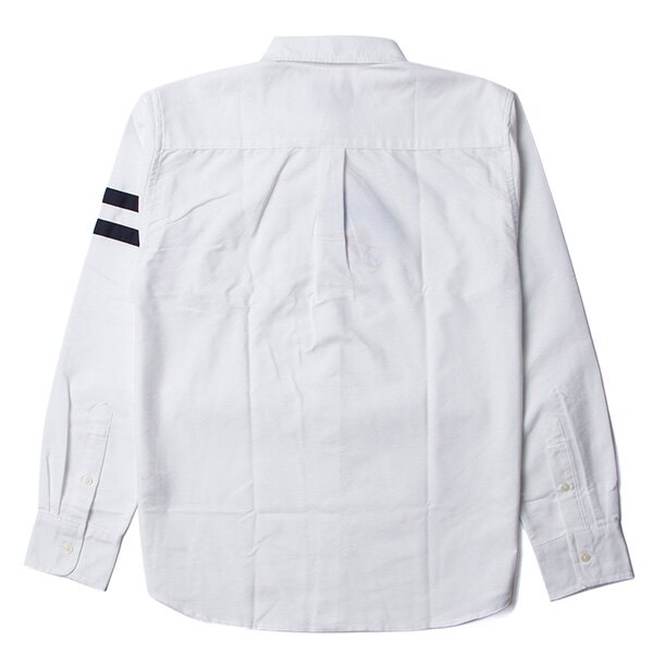 【EST】CHAMPION 日版 F405 CAMPUS 長袖 襯衫 白 [CH-0019-001] G0107 1