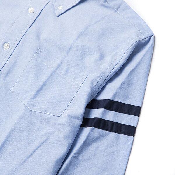 【EST】Champion 日版 F405 Campus 長袖 襯衫 深藍 [CH-0019-086] G0107 3