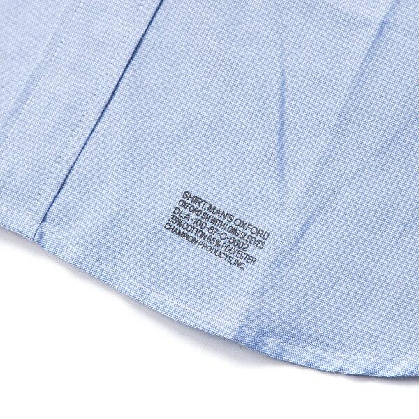 【EST】Champion 日版 F405 Campus 長袖 襯衫 深藍 [CH-0019-086] G0107 5