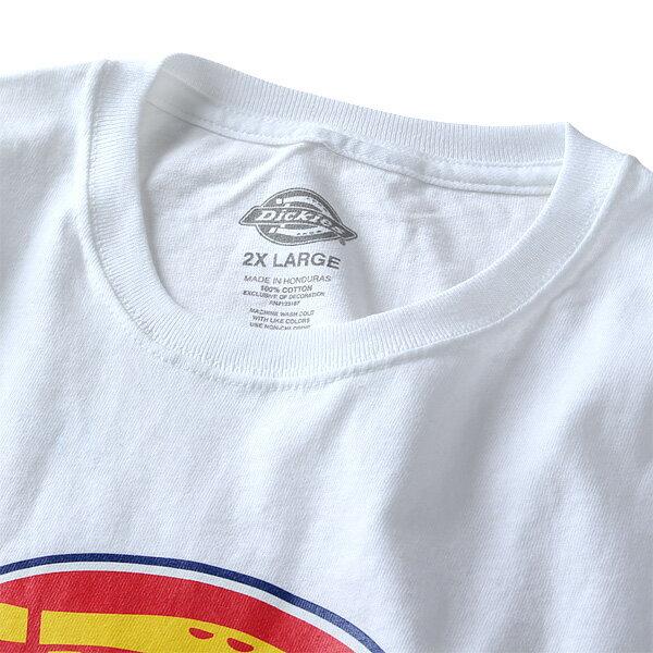 【EST】美國 Dickies 4101-23175 基本款 Logo 短Tee白 [DK-5878-001] G0722 1