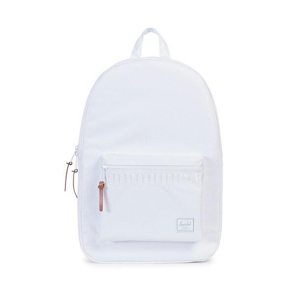 【EST】HERSCHEL SETTLEMENT 15吋電腦包 後背包 ROSWELL系列 刺繡 白 [HS-0005-A44] G0414 0