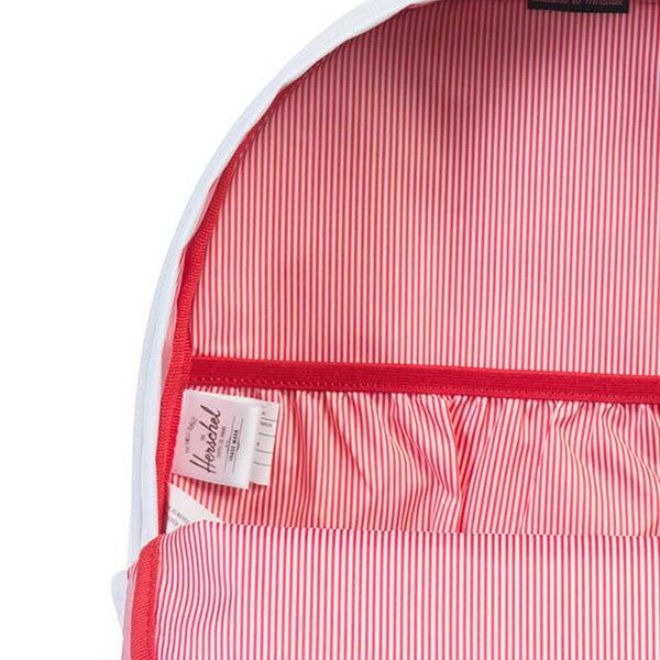 【EST】HERSCHEL SETTLEMENT 15吋電腦包 後背包 ROSWELL系列 刺繡 白 [HS-0005-A44] G0414 5