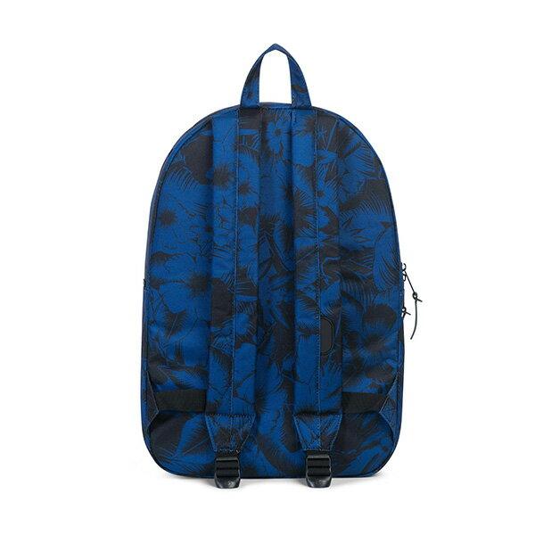 【EST】HERSCHEL SETTLEMENT 15吋電腦包 後背包 叢林 花卉 藍 [HS-0005-A56] G0414 3