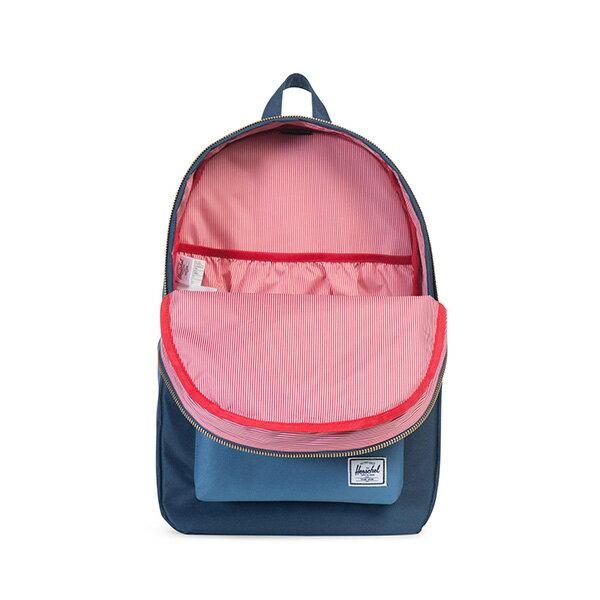 【EST】HERSCHEL SETTLEMENT 15吋電腦包 後背包 拼色 藍 [HS-0005-A58] G0414 1