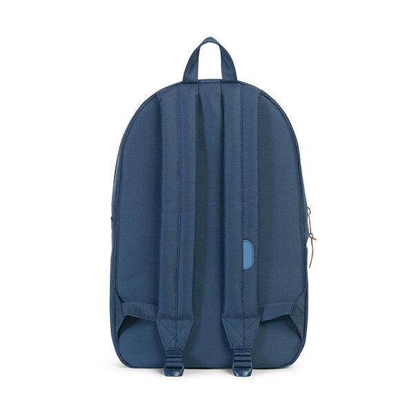 【EST】HERSCHEL SETTLEMENT 15吋電腦包 後背包 拼色 藍 [HS-0005-A58] G0414 3