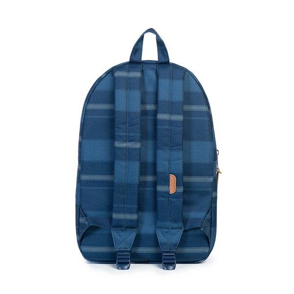 【EST】HERSCHEL SETTLEMENT 15吋電腦包 後背包 藍 條紋 [HS-0005-925] G0706 3