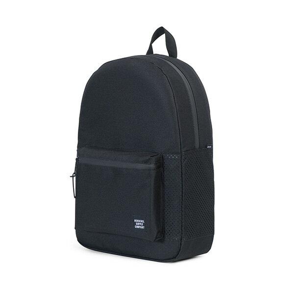 【EST】HERSCHEL SETTLEMENT 15吋電腦包 後背包 網布 黑 [HS-0005-B68] G0801 2