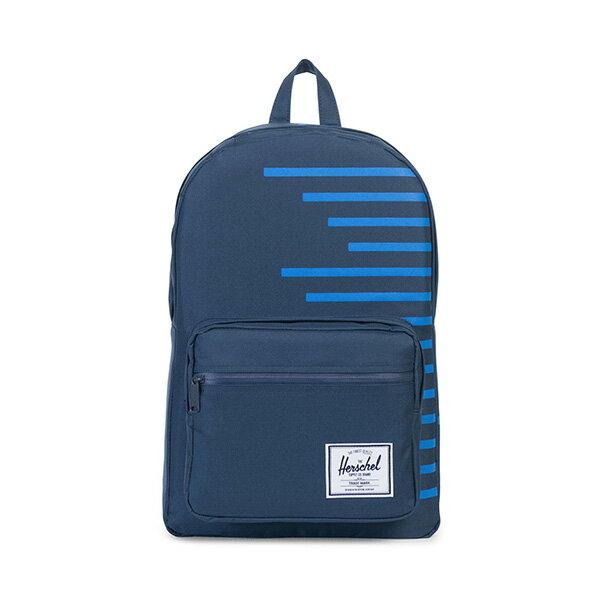 【EST】Herschel Pop Quiz 15吋電腦包 後背包 Offset系列 條紋 藍 [HS-0011-A42] G0414 0