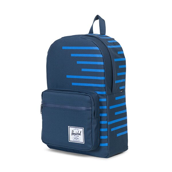 【EST】Herschel Pop Quiz 15吋電腦包 後背包 Offset系列 條紋 藍 [HS-0011-A42] G0414 2