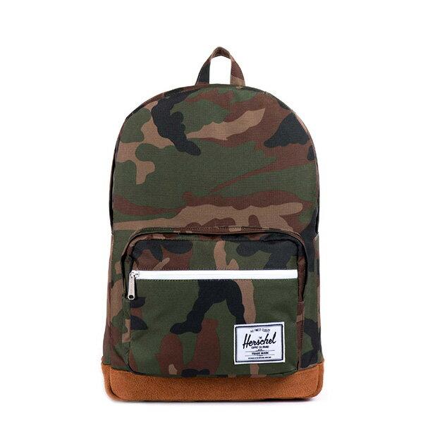 【EST】HERSCHEL POP QUIZ 15吋電腦包 後背包 麂皮 迷彩 [HS-0011-219] G0706 0