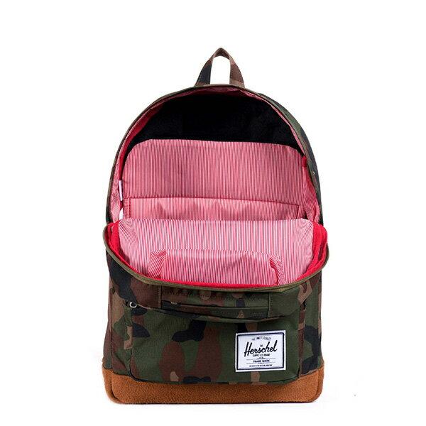 【EST】HERSCHEL POP QUIZ 15吋電腦包 後背包 麂皮 迷彩 [HS-0011-219] G0706 1