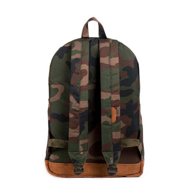 【EST】HERSCHEL POP QUIZ 15吋電腦包 後背包 麂皮 迷彩 [HS-0011-219] G0706 3