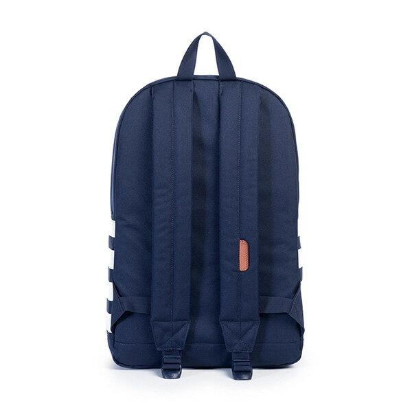 【EST】HERSCHEL POP QUIZ 15吋電腦包 後背包 條紋 藍 [HS-0011-903] G0122 3