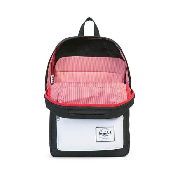 【EST】HERSCHEL POP QUIZ 15吋電腦包 後背包 黑白 [HS-0011-B49] G0801 1