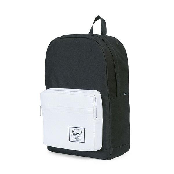 【EST】HERSCHEL POP QUIZ 15吋電腦包 後背包 黑白 [HS-0011-B49] G0801 2