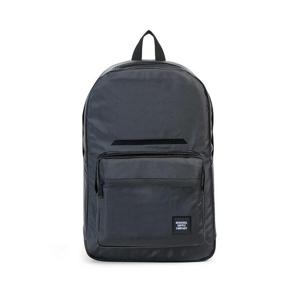 【EST】Herschel Pop Quiz 15吋電腦包 後背包 防水 尼龍 網布 黑 [HS-0011-B92] G0801 0