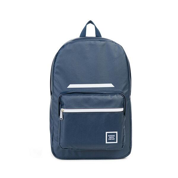 【EST】HERSCHEL POP QUIZ 15吋電腦包 後背包 防水 尼龍 網布 藍 [HS-0011-B93] G0801 0