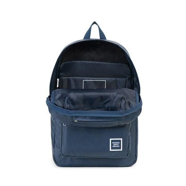 【EST】HERSCHEL POP QUIZ 15吋電腦包 後背包 防水 尼龍 網布 藍 [HS-0011-B93] G0801 1