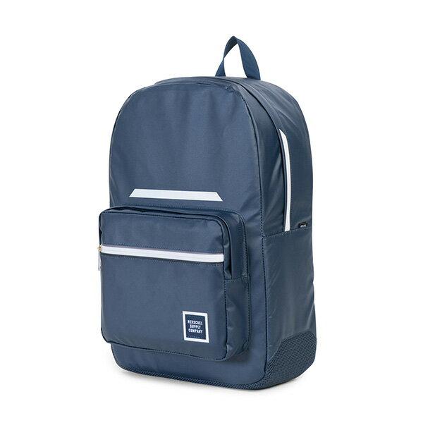 【EST】HERSCHEL POP QUIZ 15吋電腦包 後背包 防水 尼龍 網布 藍 [HS-0011-B93] G0801 2