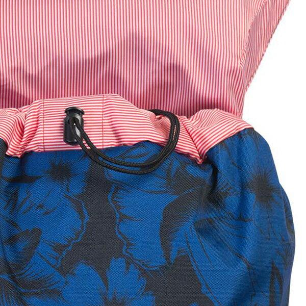【EST】Herschel Little America 15吋電腦包 後背包 叢林 花卉 藍 [HS-0014-A56] G0414 5