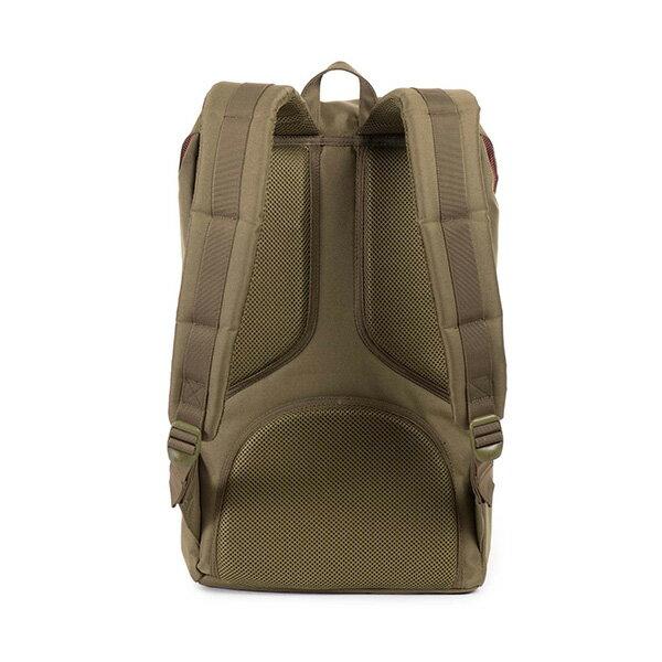 【EST】HERSCHEL LITTLE AMERICA 15吋電腦包 後背包 拚色 綠藍 [HS-0014-755] G0706 3