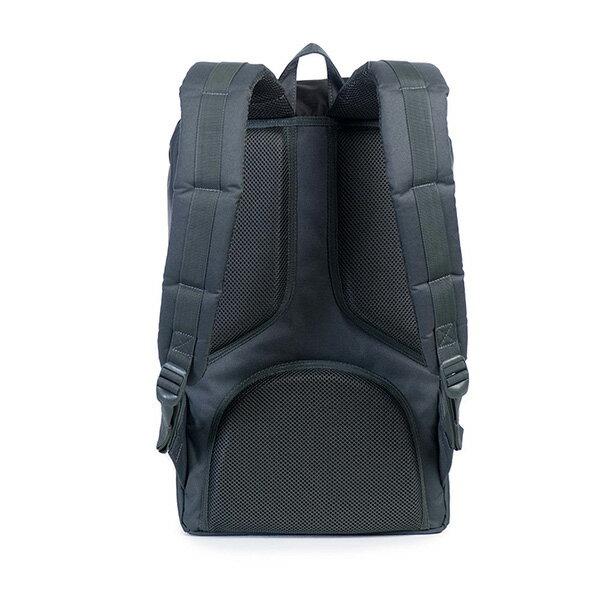 【EST】HERSCHEL LITTLE AMERICA 15吋電腦包 後背包 黑灰 [HS-0014-930] G0122 3