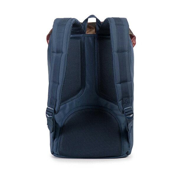 【EST】HERSCHEL LITTLE AMERICA 15吋電腦包 後背包 拼接 迷彩 藍 [HS-0014-965] G0706 3