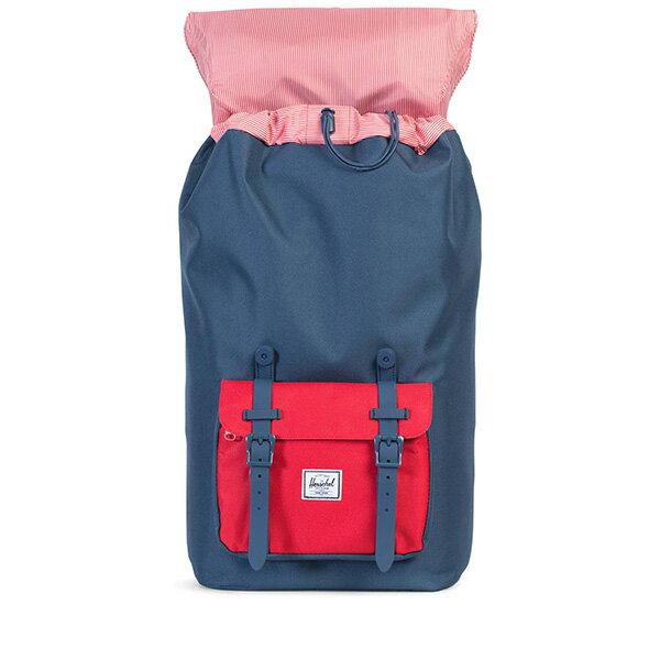 【EST】Herschel Little America 15吋電腦包 後背包 藍紅 [HS-0014-C20] G0801 1