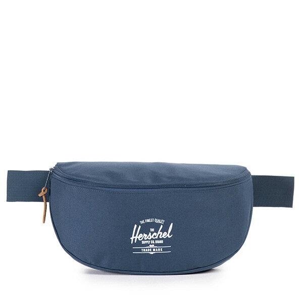 ~EST~Herschel Sixteen 斜背包 胸包 掛腰包 藍 ^~HS~0016~