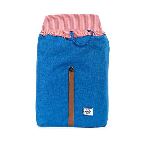 【EST】HERSCHEL POST 13吋電腦包 後背包 水藍 [HS-0021-909] G0122 1