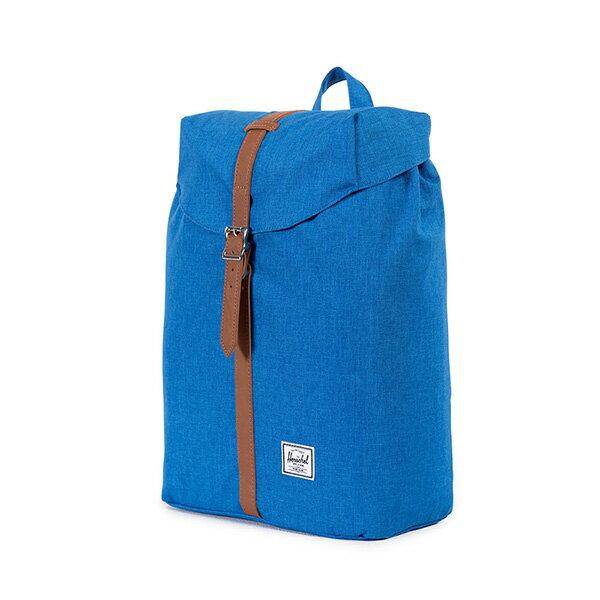 【EST】HERSCHEL POST 13吋電腦包 後背包 水藍 [HS-0021-909] G0122 2