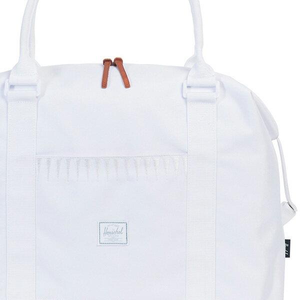 【EST】Herschel Strand 側背包 肩背包 Roswell系列 刺繡 白 [HS-0022-A44] G0414 4