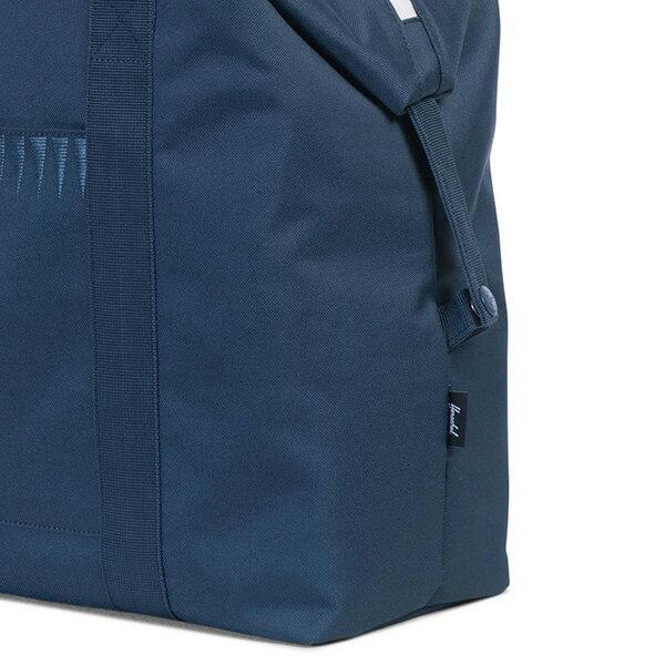 【EST】HERSCHEL STRAND 側背包 肩背包 ROSWELL系列 刺繡 深藍 [HS-0022-A45] G0414 3