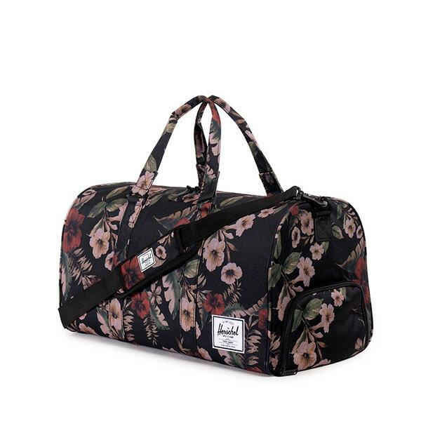 【EST】Herschel Novel 圓筒 多功能 鞋箱 手提袋 旅行袋 花卉 [HS-0026-910] G0122 1