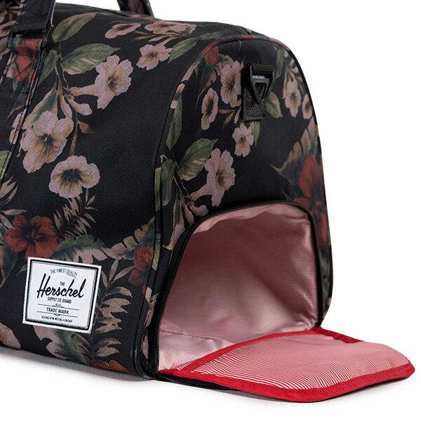 【EST】HERSCHEL NOVEL 圓筒 多功能 鞋箱 手提袋 旅行包 花卉 [HS-0026-910] G0122 2