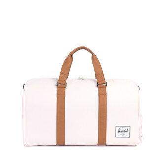 【EST】Herschel Novel 圓筒 多功能 鞋箱 手提袋 旅行袋 粉紅 [HS-0026-D55] H0112