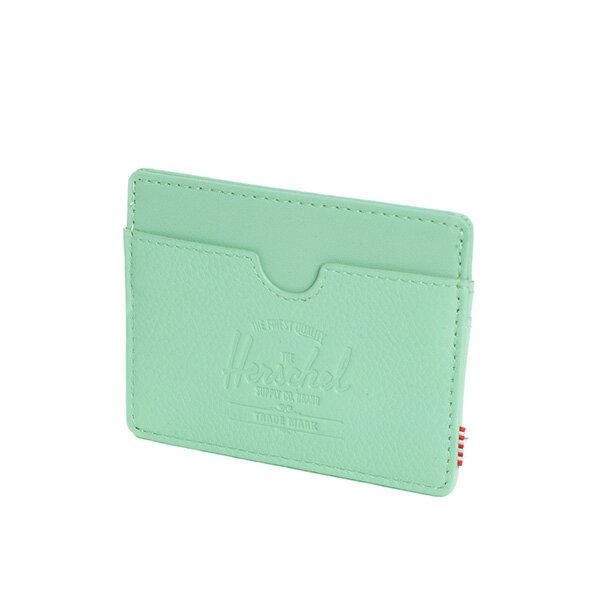 【EST】HERSCHEL CHARLIE 橫式 卡夾 名片夾 證件套 果綠 [HS-0045-638] G0706 2