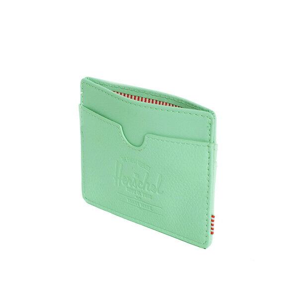 【EST】Herschel Charlie 橫式 卡夾 名片夾 證件套 果綠 [HS-0045-638] G0706 3