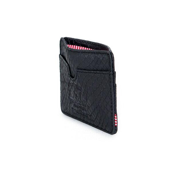 【EST】HERSCHEL CHARLIE 橫式 卡夾 名片夾 證件套 蛇紋 [HS-0045-876] G0706 3