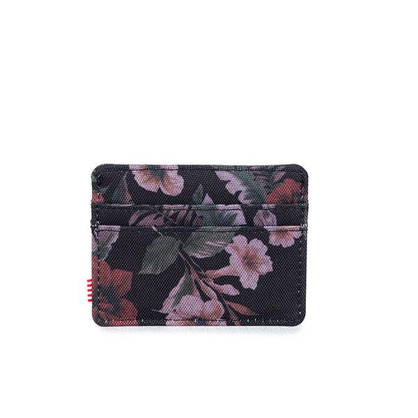 【EST】HERSCHEL CHARLIE 橫式 卡夾 名片夾 證件套 花卉 [HS-0045-910] G0122 2