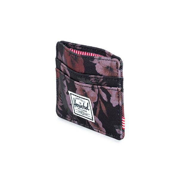【EST】HERSCHEL CHARLIE 橫式 卡夾 名片夾 證件套 花卉 [HS-0045-910] G0122 3